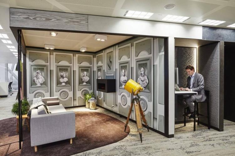 Modern Office Design in Amsterdam 3