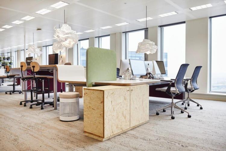 Modern Office Design in Amsterdam 8
