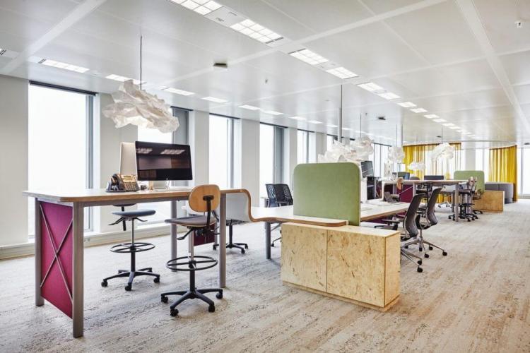 Modern Office Design in Amsterdam 9
