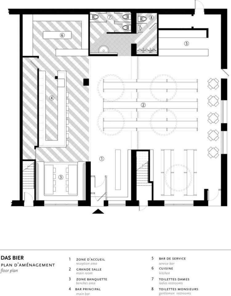 Industrial Bar Design in Montreal 15
