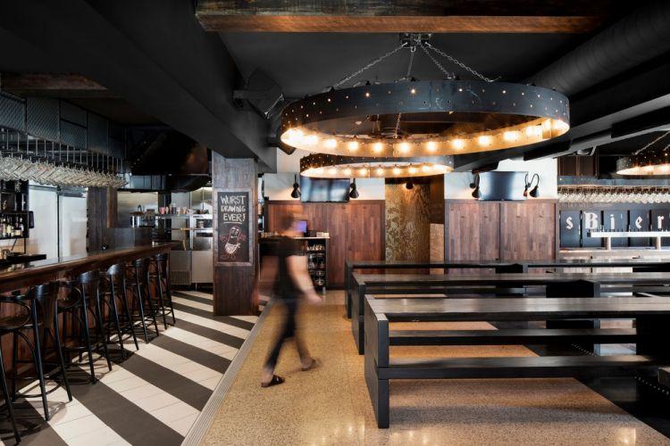 Industrial Bar Design in Montreal 2