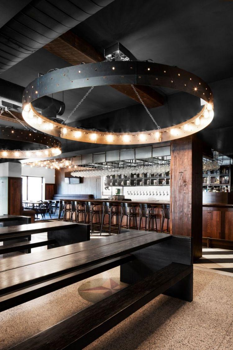 Industrial Bar Design in Montreal 4