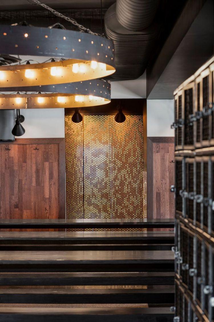 Industrial Bar Design in Montreal 6