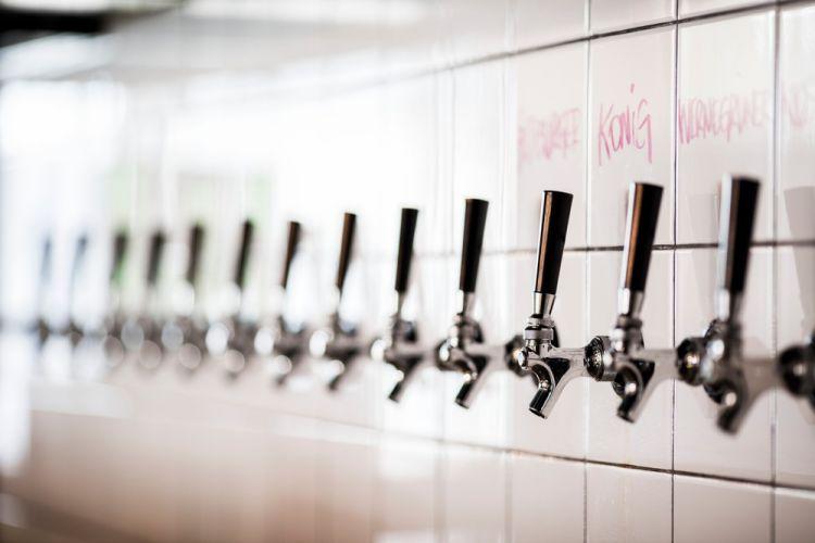 Industrial Bar Design in Montreal 9