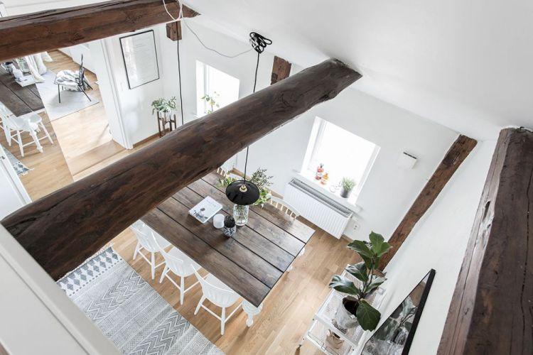 Lovely Scandinavian Apartment 1