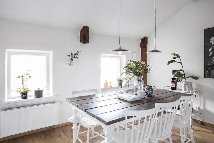 Lovely Scandinavian Apartment 10