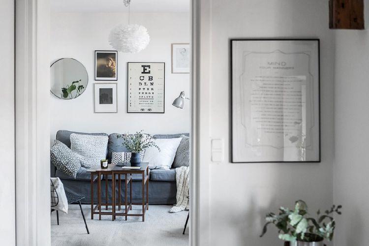 Lovely Scandinavian Apartment 11