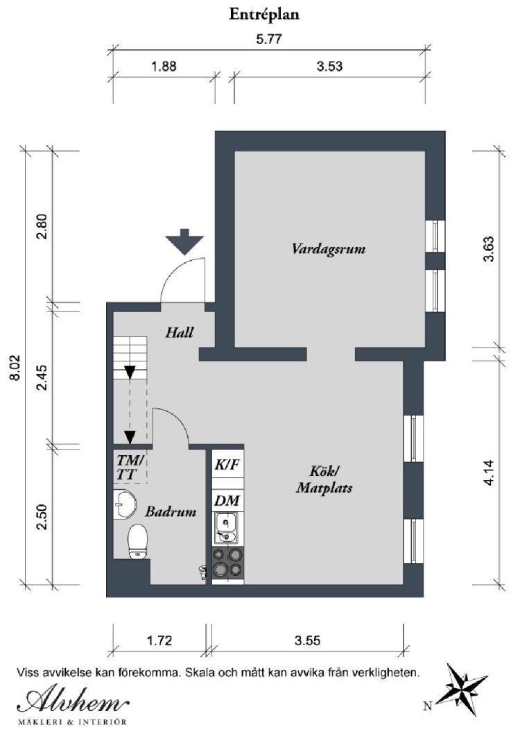 Lovely Scandinavian Apartment 17