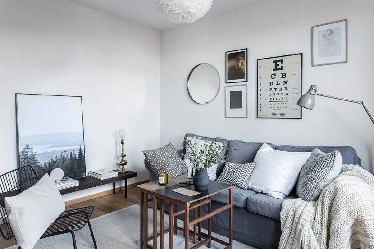 Lovely Scandinavian Apartment 4