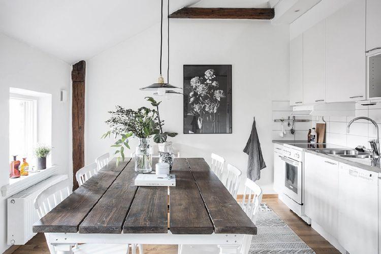 Lovely Scandinavian Apartment 6