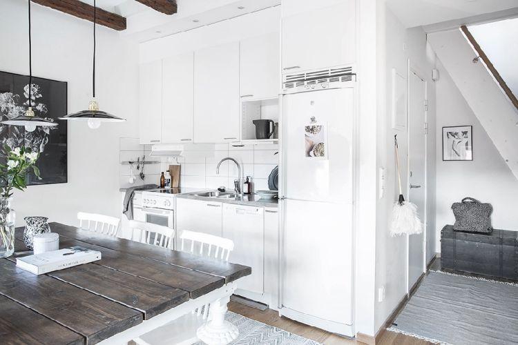 Lovely Scandinavian Apartment 7