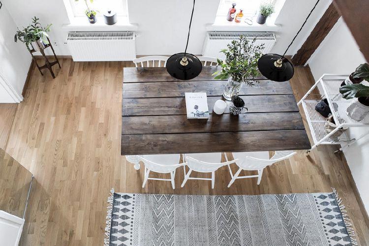 Lovely Scandinavian Apartment 8