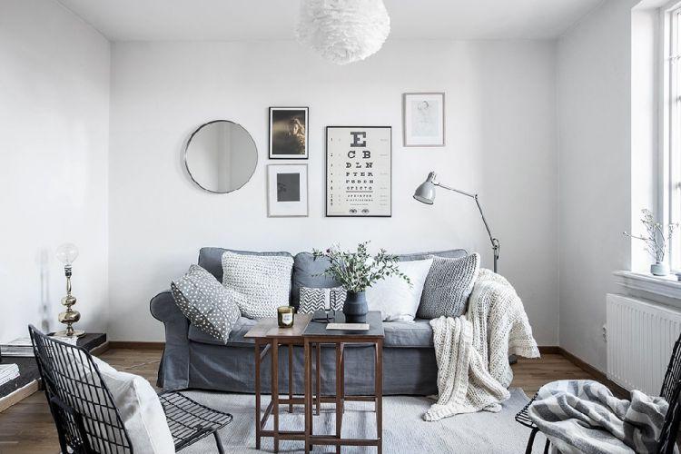 Lovely Scandinavian Apartment 9