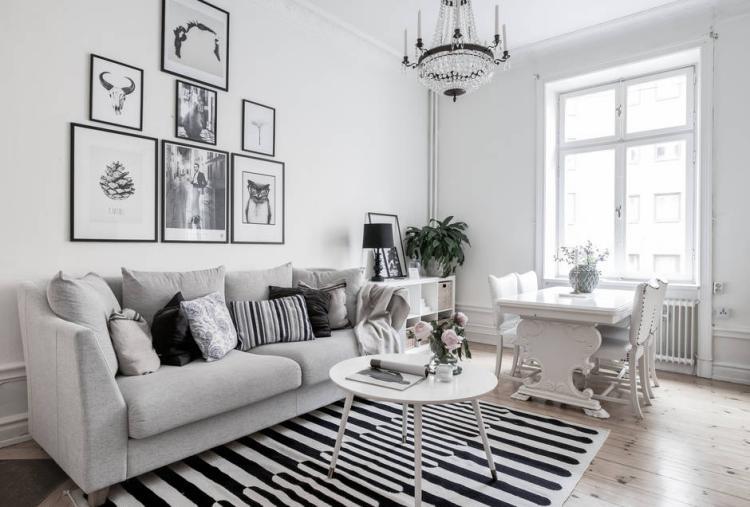 Beautiful Swedish Apartment 1