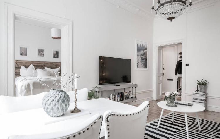 Beautiful Swedish Apartment 2