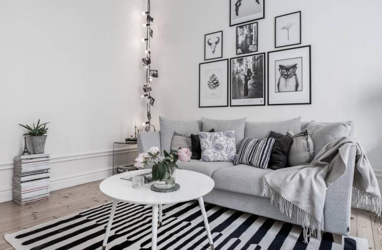 Beautiful Swedish Apartment 3