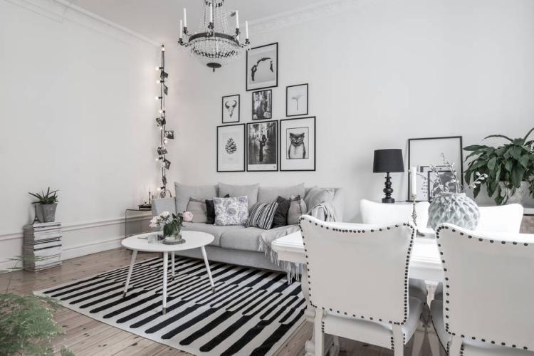 Beautiful Swedish Apartment 4