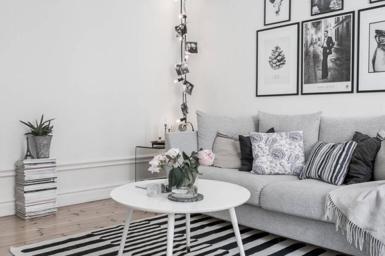 Beautiful Swedish Apartment 5