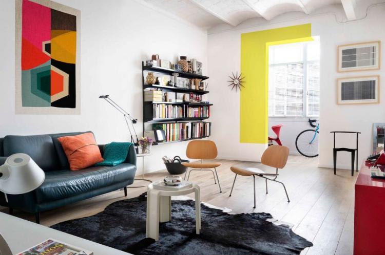 Colorful Apartment 1