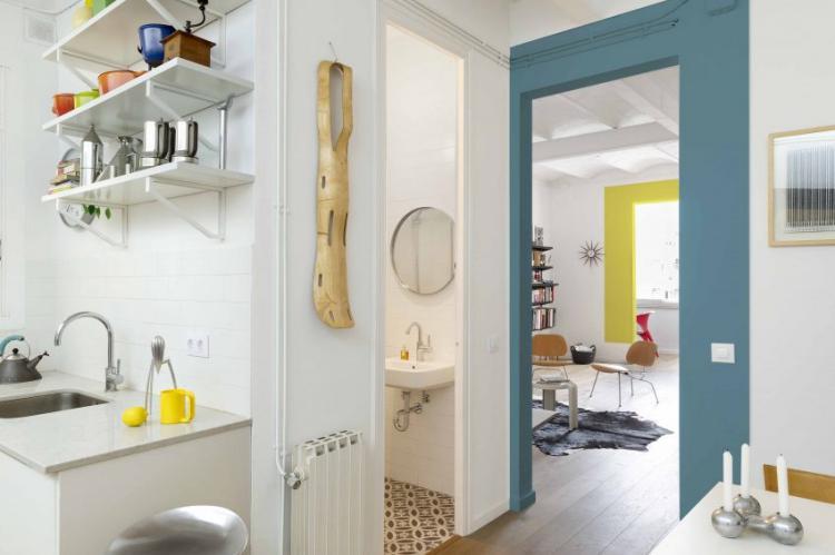 Colorful Apartment 12