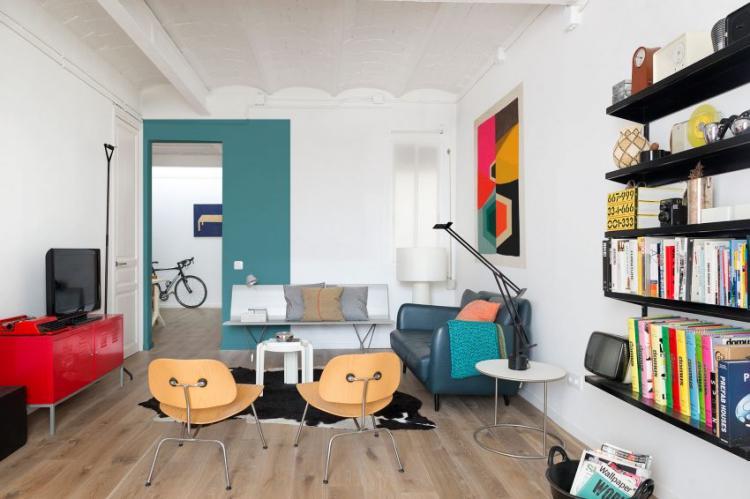Colorful Apartment 3