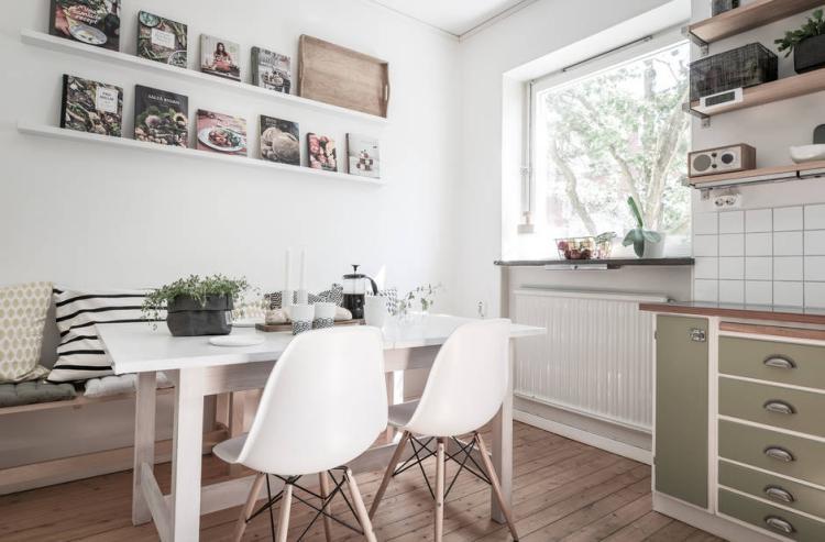 Swedish apartment 1