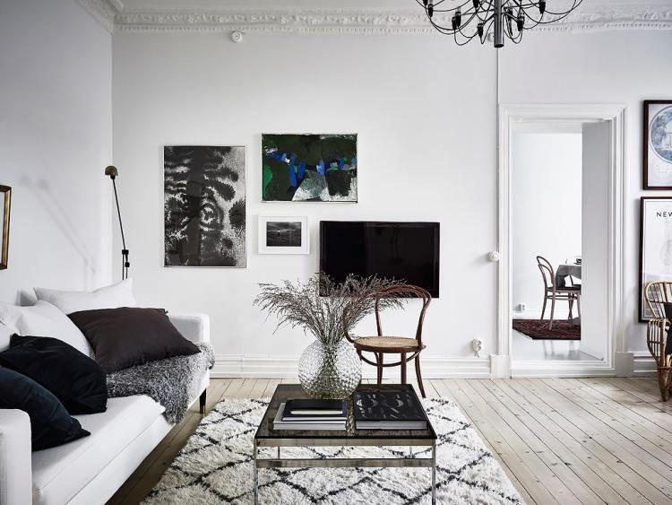 Scandi apartment 2