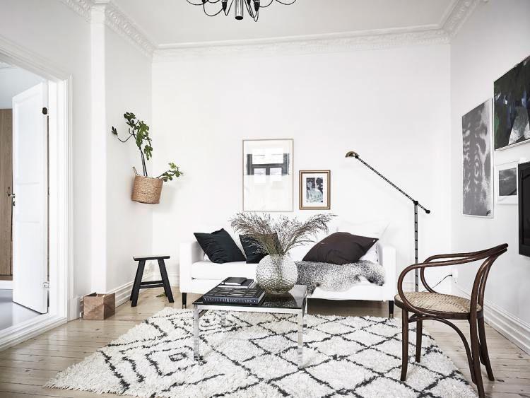 Scandi apartment 3