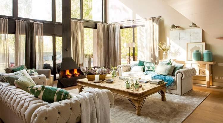 Cozy living rooms 1