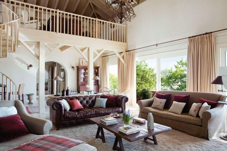 Cozy living rooms 12