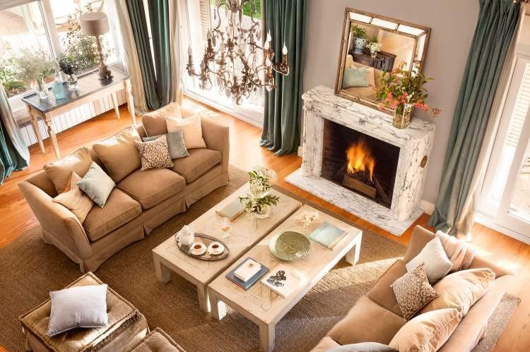 Cozy living rooms 8